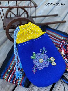 Pouch, Wallet, Fashion Backpack, Coin Purse, Backpacks, Purses, Beads, Beadwork, Creative