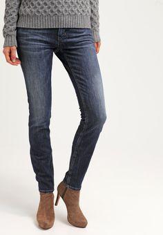 BOSS Orange LUNJA Jean slim navy prix Jeans Femme Zalando 170.00 €