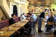 About three small plates per person is the magic number at this acclaimed Russell Norman restaurant. Bon appetit! http://www.timeout.com/london/restaurants/polpo-soho