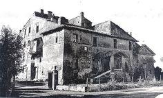 La prima stazione postale. Castel di Guido.