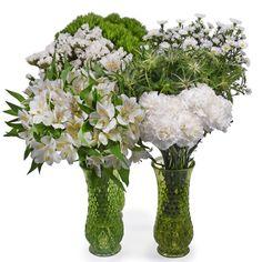 64 best white wedding flowers images on pinterest in 2018 white white textured filler flower pack mightylinksfo