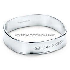 Tiffany And Co Bangle Square Silver 014