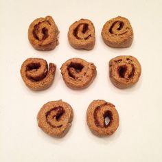 Healthy Cinnamon Roll All Natural Organic Dog Treats $10.00