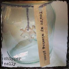 Cute wedding gift idea    Chipper Nelly