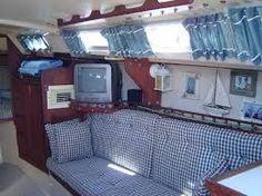 Resultado de imagem para sailboat interior optimizing space