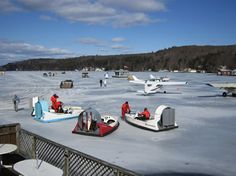 Alton NH Winter Carnival 2013 | winter in Alton Bay NH