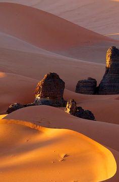 Tin Merzouga- Sahara, Algeria