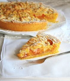Kids Meals, Macaroni And Cheese, Cake Recipes, French Toast, Food And Drink, Peach, Pie, Sweets, Baking