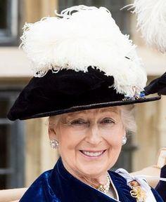 Princess Alexandra of Kent, June 13, 2015   Royal Hats