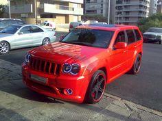 Custom 2005 Jeep Grand Cherokee