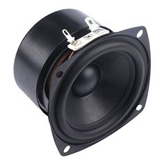 DROK15W Mini 3'' HiFi Full Range Speaker 4 Ohm Anti-magne...