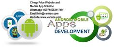 Varincs INC Solution Provide cheap solution for Android And IOS development Varincs INC solution Pakistan Duabi and UAE Based company that Have ext...