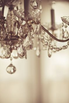 """A Chandelier can set the mood to a room, and bring life to a house"". #Chandeliers"