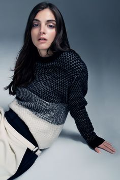 Chic, cozy, cool by Proenza Schouler.