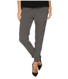 Armani Jeans Armani Jeans  Banded Bottom Print Pant Womens Casual Pants for 94.99 at Im in! #sale #fashion #I'mIn