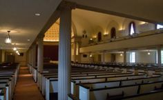 University of Maryland Chapel - College Park, MD