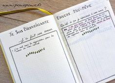bienveillance / bullet journal français / bujo français / développement personnel