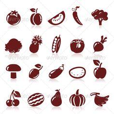 Icon fruit