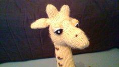 Giraffi haalareissa 2