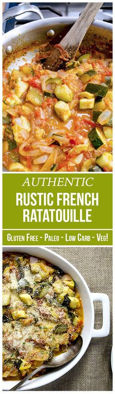 If you have been searching for the easiest, most satisfyingly delicious ratatouille dish… you've found it.