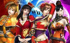 ผลการค้นหารูปภาพสำหรับ dynasty warriors 6 xiao qiao