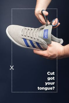 Customise your Adidas Busenitz into a Busenitz Lite in just one snip. Cut along the dotted line! Adidas Trainers Mens, Navy Trainers, Adidas Men, Adidas Sneakers, Shoes Too Big, Kid Shoes, Adidas Busenitz, Adidas Originals, Footwear