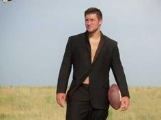 hello Tim Tebow 😜