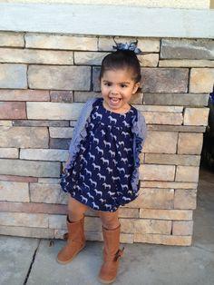 Toddler girl gap outfit