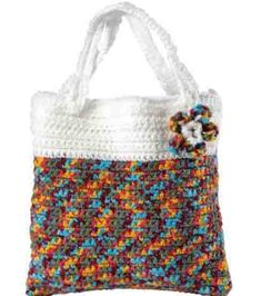 Crochet Sensations Purse takes some crochet skill but can be done if you have taken Crochet 102 and Crochet 201.