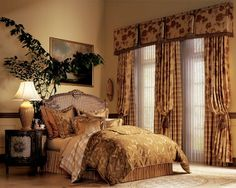 Bedroom Curtain Ideas, 51 Cool Ideas