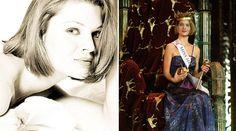 Gerlóczy Magdolna, az 1989-es Miss Hungary győztese - Fotó: MTI