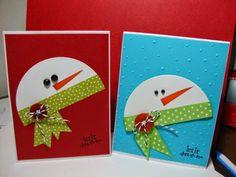 11ο Νηπιαγωγείο Κομοτηνής: Χριστουγεννιάτικες κάρτες για μικρούς και μεγάλους...