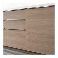 IKEA - BROKHULT, Face de tiroir, 60x20 cm, , La porte BROKHULT se caractérise par des lignes épurées et une surface ayant la texture et le motif du noyer. Cela donne à la cuisine un aspect naturel et contemporain.La feuille décor offre une surface lisse et pratique qui ne craint pas l'humidité ni les taches et se nettoie facilement.Garantie 25 ans gratuite. Détails des conditions disponibles en magasin ou sur internet.