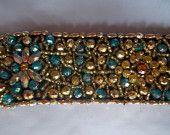 Bright, bold, beaded belt . Handmade in Guatemala.$40.00