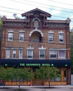 The Shamrock Hotel Restaurant Live Music Catering Rp For You By Hotelrockland Countylive