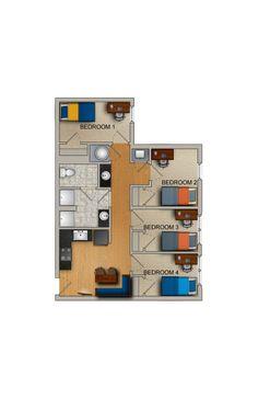 9 Floor Plans Ideas Floor Plans How To Plan Flooring