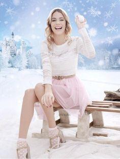 Martina Stoessel photoshoot winter ❄ ⛄   ❄ ⛄  ☑