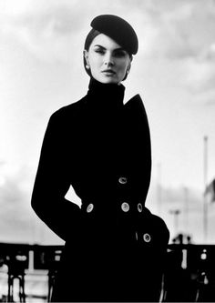 Christian Dior, 1947 Loved my black coat, I should get my mum to send it me from England