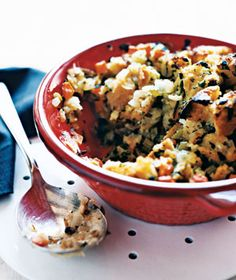 Fennel and Apricot Stuffing