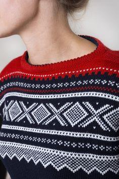 Marius sweater Marine