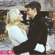 Chloe and Ricky have been dating for 5 months!!