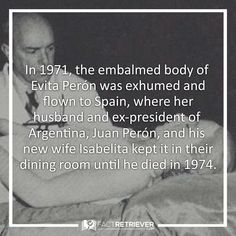Eva Perón used her position as the first lady of Argentina to fight for women's suffrage and improving the lives of the poor