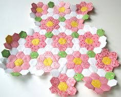 Mini hexes   Flickr - Photo Sharing!