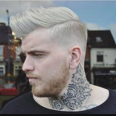 RG @taperdave23  Use hashtag #GuysHair & @GuysHair to be featured. More mens hair ➡️ @GuysHair ➡️ @HairForGuys ➡️ @TheFinestBarbers ➡️ @HairStylesMenOfficial  #salon #sharpfade #hairshow #haironpoint #hairideas #wahlpro #hairdrama #quiff #uniquehair #hairday #gorgeoushair #menhairidea #beardedvillains #beardoil #beardman #beardo #barbernation #barberlife #nbacuts #hairlove #styleformen  #newhair #adh #malehairfashion #messyhair #malegrooming #scissorsalute #barbersociety…