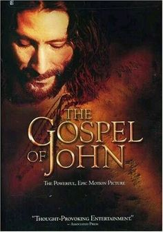 The Gospel of John A word-for-word dramatization of the Gospel testament of Jesus (Henry Ian Cusick) as written by His apostle John; narrated by Christopher Plummer. (Uses the Good News Bible translation; part of the Visual Bible Series) John Movie, Film Movie, Christian Films, Christian Music, Christian Posters, Faith Based Movies, The Bible Movie, Inspirational Movies, Movies Worth Watching