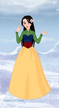 Mulan - Snow Queen