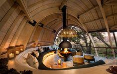 Sandibe Okavango Safari Lodge in Botswana by Nicholas Plewman Architects and Michaelis Boyd