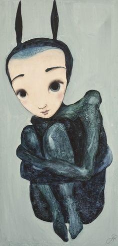 Autorský plakát od Lény Brauner V objetí, cm Amai, Painting Inspiration, Disney Characters, Fictional Characters, Superhero, Disney Princess, Illustration, Paintings, Design
