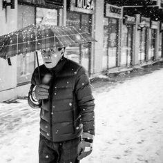 stare under the umbrella  #wilsonhophotography #blackandwhite #streetphotography #urban #city #snowing #stare #toronto #tdot #street #umbrella #walking #winter  / www.wilsonhophotography.com Urban City, Canada Goose Jackets, Street Photography, Toronto, Winter Jackets, Walking, Photo And Video, Instagram, Fashion