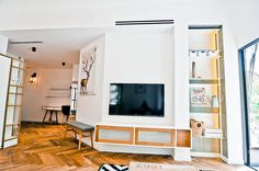 studio efrat meidan                                        GreenBoulevard Apartment.                        complete renovation of an old apt. in TLV all the carpentry is custom made designed by the studio